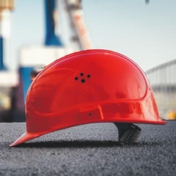 zbiorniki stalowe, budowa kask ochronny
