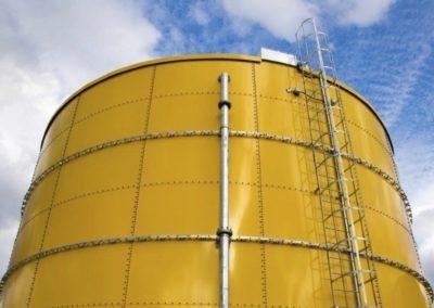 Żółty zbiornik przeciwpożarowy - Zalando